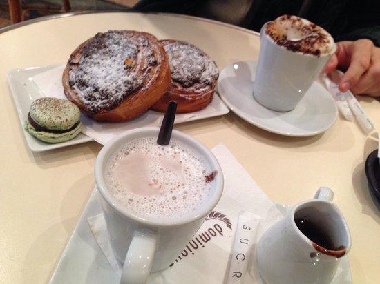 Dominique Saibron : Super colazione