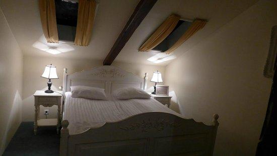 Fosshotel Baron: 部屋