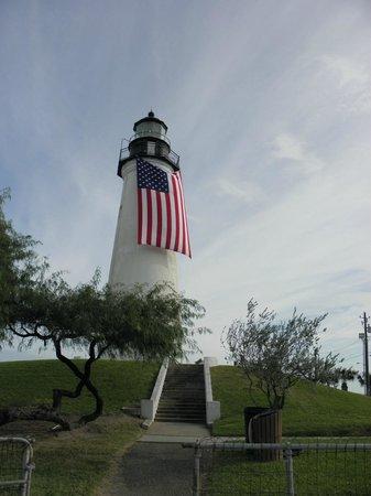 Queen Isabel Inn: Port Isabel Lighthouse