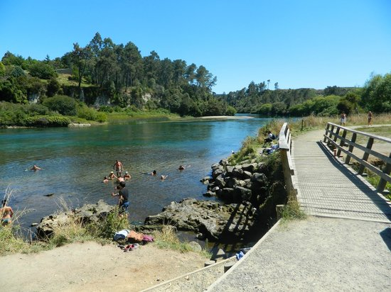 Spa Thermal Park and Riverbank Recreational and Scenic Reserve: Lovely view