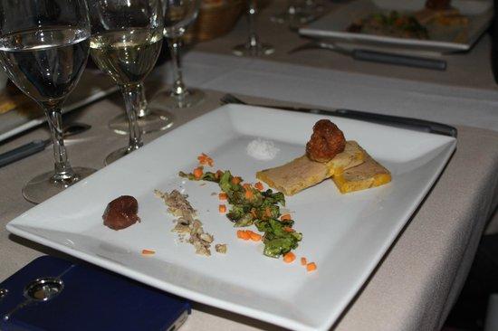 O Duo : Foie gras