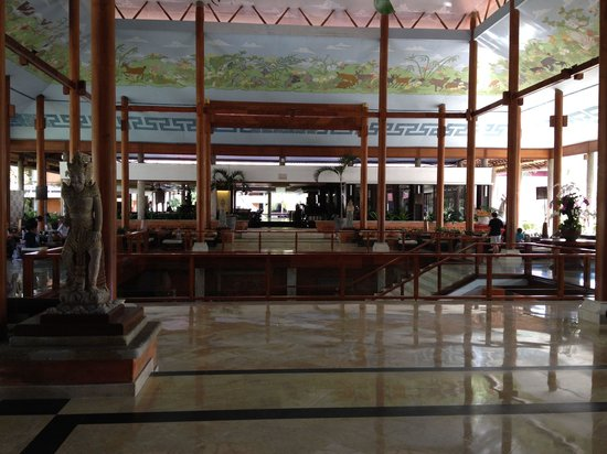 Melia Bali Indonesia: Lobby