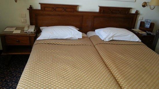 El Minzah Hotel: Chambre supérieure selon Al Minzah