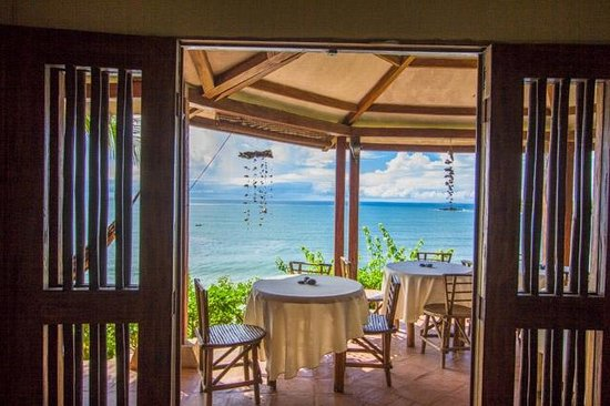 Sereia do Mar: Who would not want breakfast here ;-)