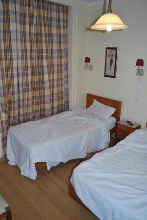 Pensao Estacao Central: double room