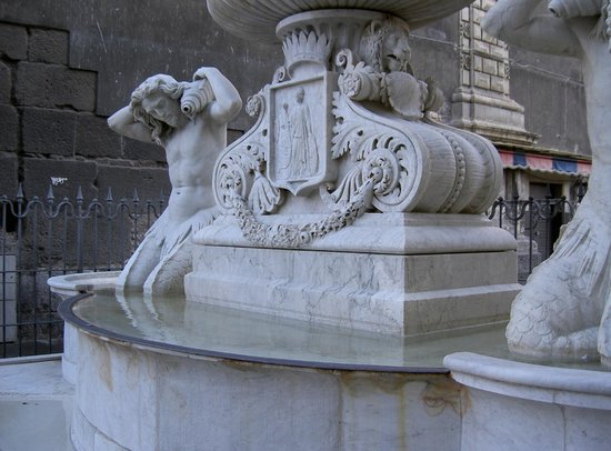 Fontana dell'Amenano: Fontana dell' Amenano