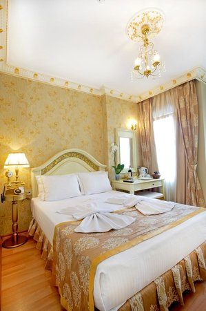 White House Hotel Istanbul: Standart Double Room