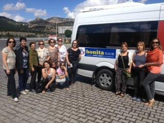 Bonita Tours - Day Tours: Eagen Delight tour