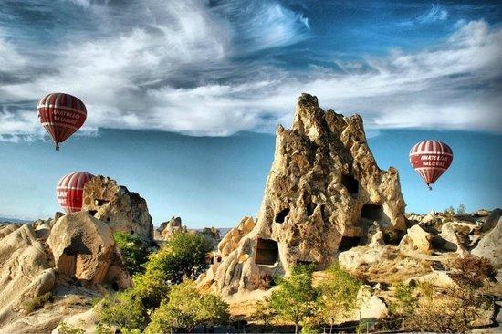 Bonita Tours - Day Tours: Magic Capadocia Tour