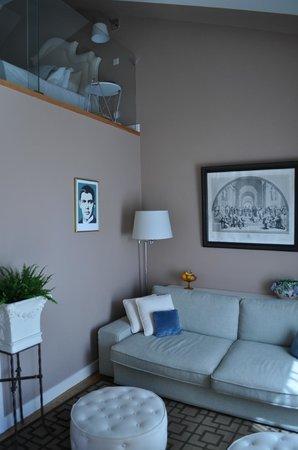 Casa Amora Guesthouse: Второй ярус