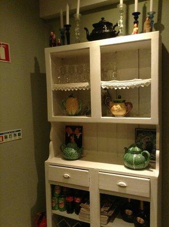 Casa Amora Guesthouse: Кухня
