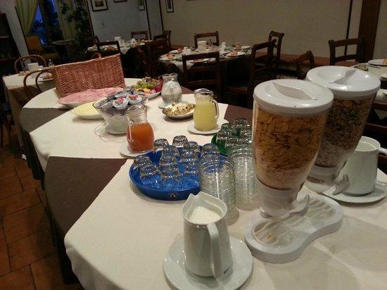 Casa Rossa : colazione 2