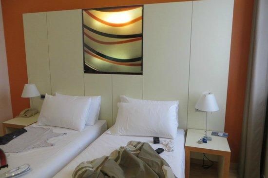 Best Western Plus Hotel Bologna: Muito bom hotel.