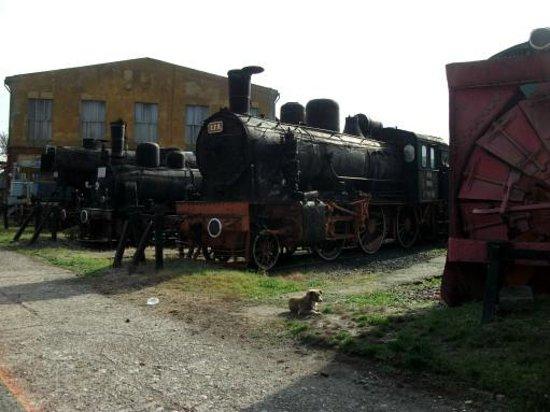 Museum of Steam Locomotives: Engine 2