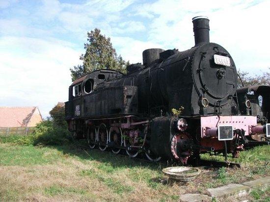 Museum of Steam Locomotives: Engine 1