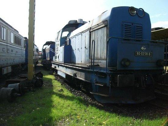 Museum of Steam Locomotives: Engine 3