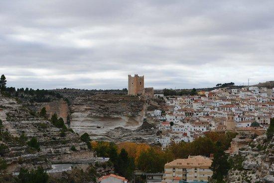 Castillo de Alcalá del Júcar: Panoramica