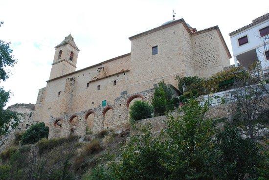 Castillo de Alcalá del Júcar: Iglesia
