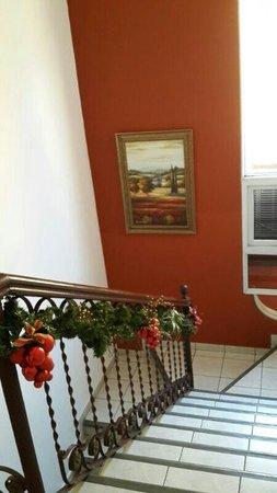 Gradas segundo piso fotograf a de la casa de los arcos for Gradas de casas