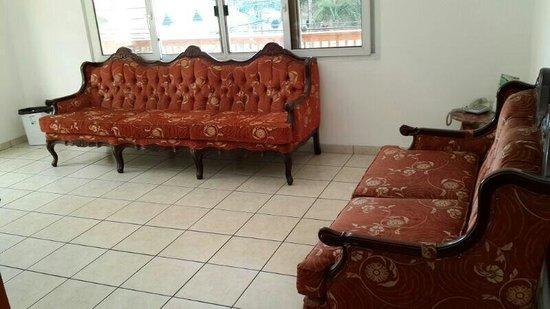 Sala de estar segundo piso: fotografía de la casa de los arcos ...