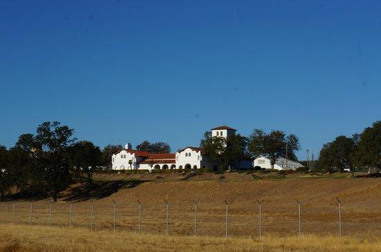 The Hacienda: The lodge