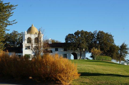 The Hacienda: Wing under restoration