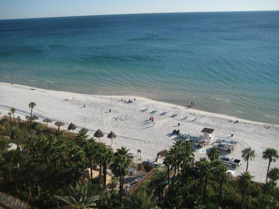 Holiday Inn Resort Panama City Beach Als Security Station