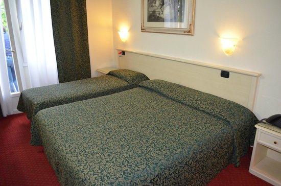 Villa Adele Hotel: Номер