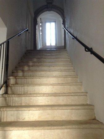 Secret Apartments Dubrovnik: A escadaria