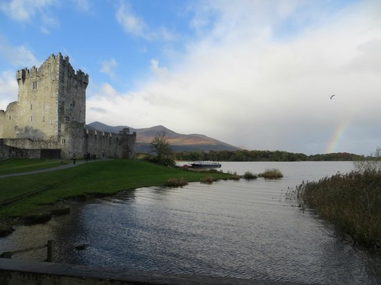 Ross Castle: Unreal!
