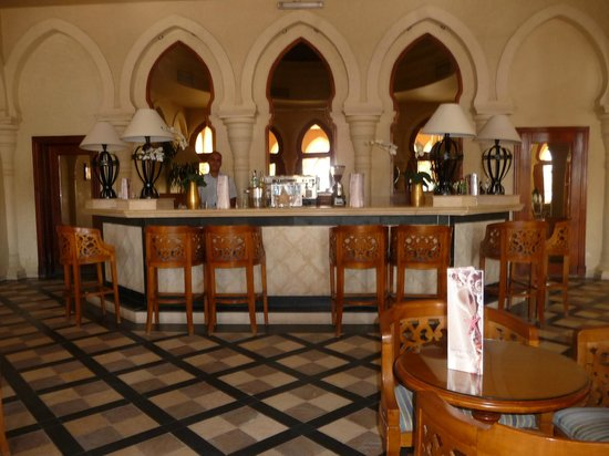The Grand Makadi Hotel: Bar der zu zahlenden Getränke
