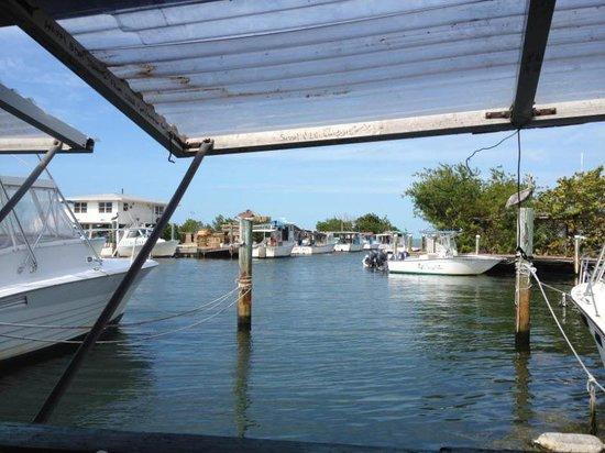 Porky's Bayside Restaurant and Marina: Bayside