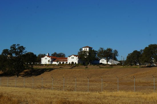 The Hacienda: Grounds