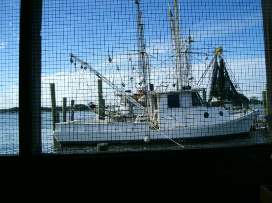Singleton's Seafood Shack: Outside view