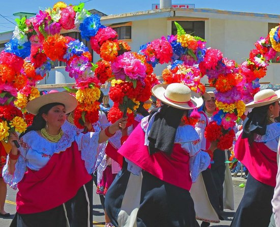 Hostal Tiana: Dancers