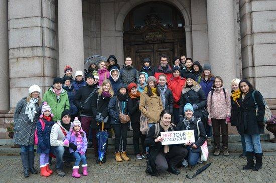 Free Tour Stockholm : Stockholm Free tour 10/11/2013