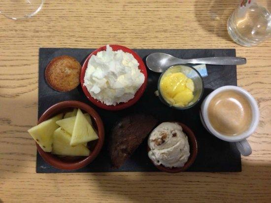 El Campo : Café gourmand!