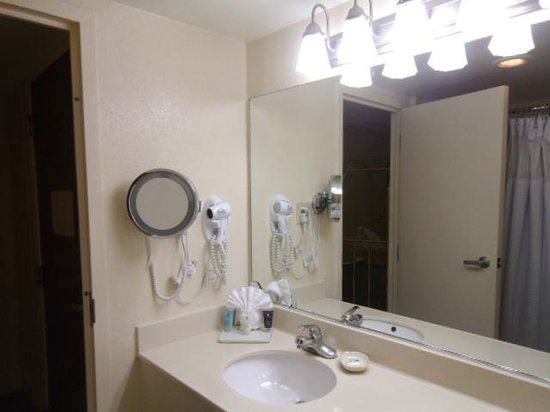 Crowne Plaza Houston - Brookhollow: bathroom