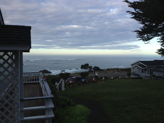 Sea Rock Inn : View from Cottage 2