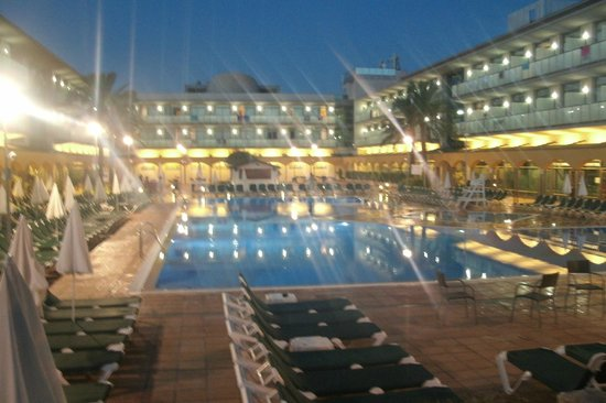 Hotel Mediterraneo Benidorm: what you can see