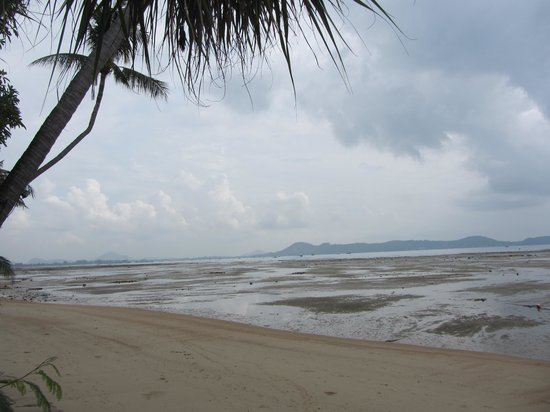 Friendship Beach Resort & Atmanjai Wellness Centre: No swimming