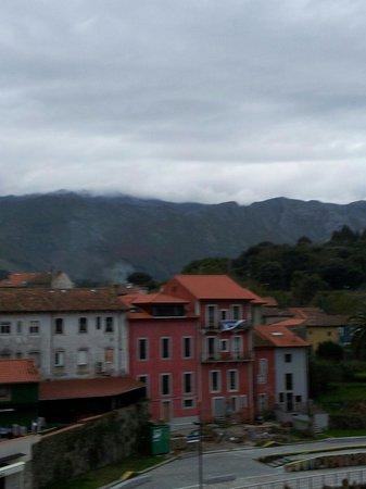 Apartamentos Plaza Mayor: La montaña que tranquilidad.