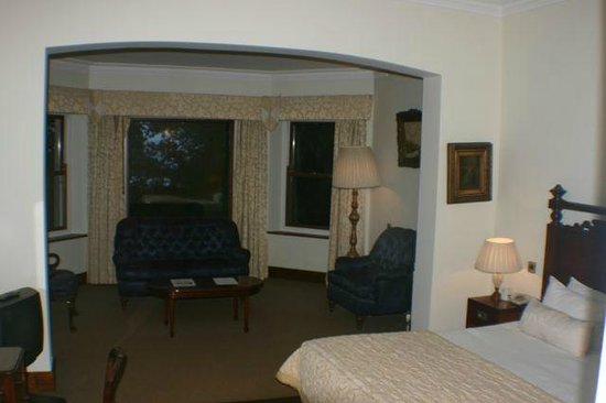 Tinakilly Country House Hotel & Restaurant : View of Room