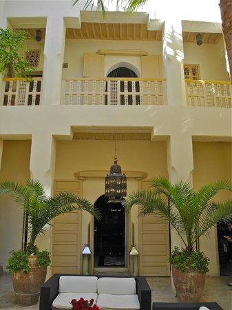 Riad 144 Marrakech : Patio
