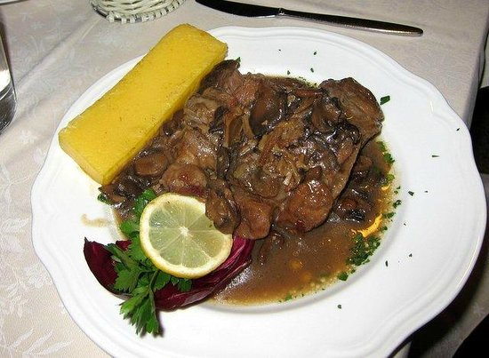 Taverna San Trovaso : Ossobucco