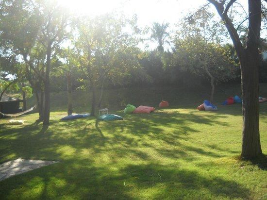 Alva Donna Beach Resort Comfort: сад