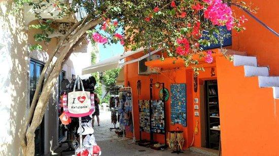 Cephalonia, Grækenland: Fiskardo - Cefalonia