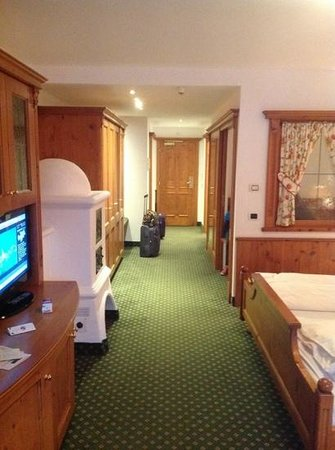 Cavallino Bianco Family Spa Grand Hotel: il primo momento non si scorda mai!