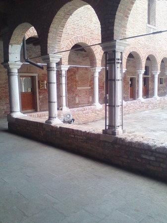 Murano Glass Fine Art Stefano Morasso Studio: Giudecca Convento San Cosma E Damiano, Venezia, Italia