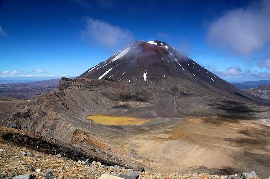 Adventure Lodge & Motel : Ngauruhoe / Mount Doom